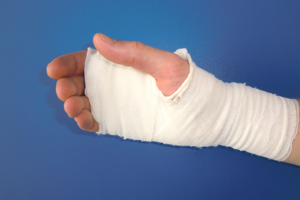 hand injury compensation scotland
